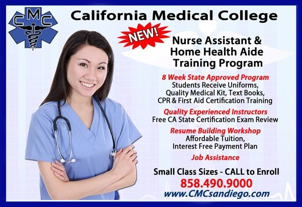nurse assistant & home health aide | san diego medical education, Cephalic Vein